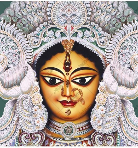 7020 Durga Face
