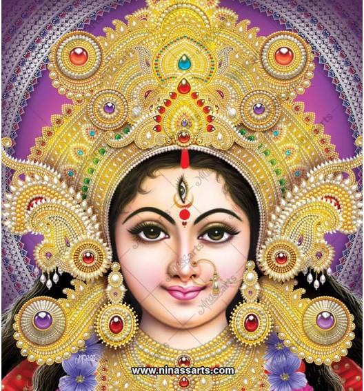 7028 Durga Face