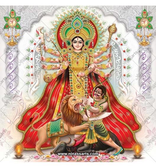 7029 Durga