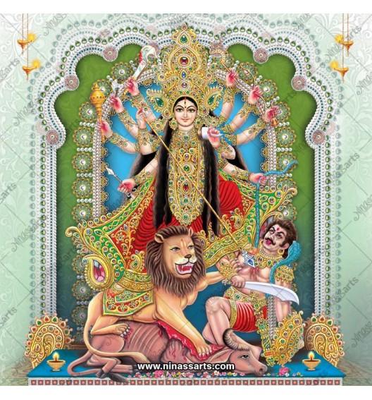 7032 Durga