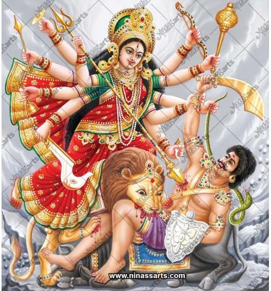 7035 Durga