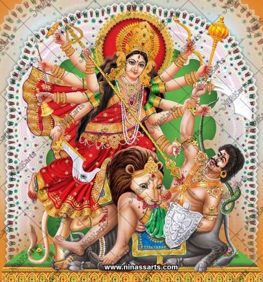 7039 Durga