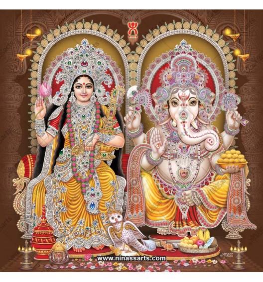 3051 Laxmi Ganesh Bengali