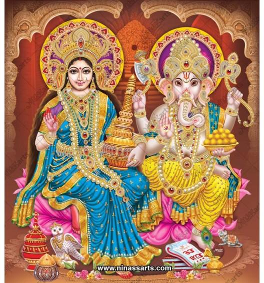 3053 Laxmi Ganesh Bengali