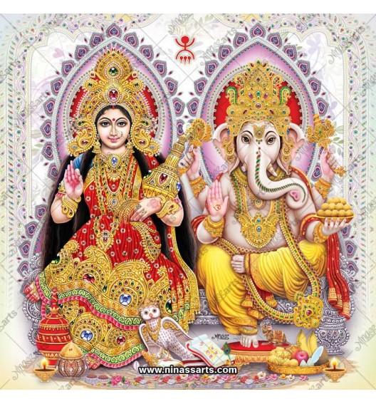 3056 Laxmi Ganesh Bengali