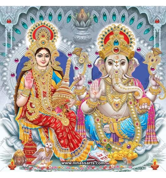 3059 Laxmi Ganesh Bengali