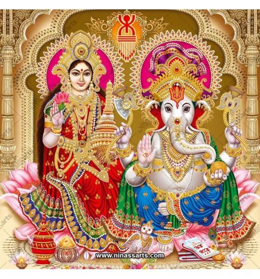 3060 Laxmi Ganesh Bengali