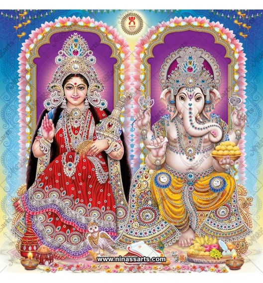 3061 Laxmi Ganesh Bengali