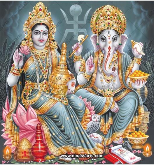 3062 Laxmi Ganesh Bengali