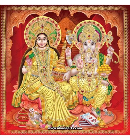 3063 Laxmi Ganesh Bengali