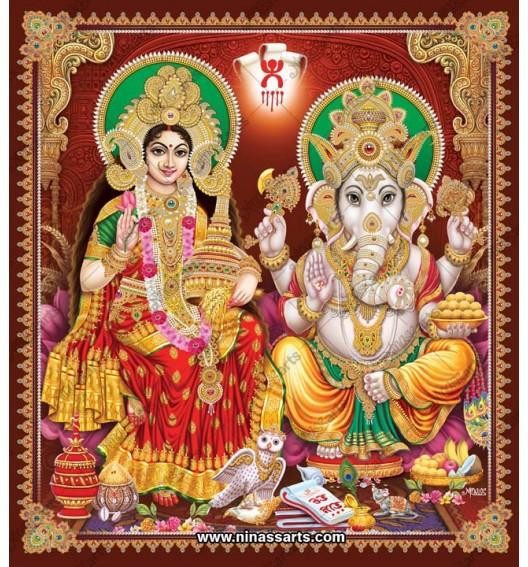 3064 Laxmi Ganesh Bengali