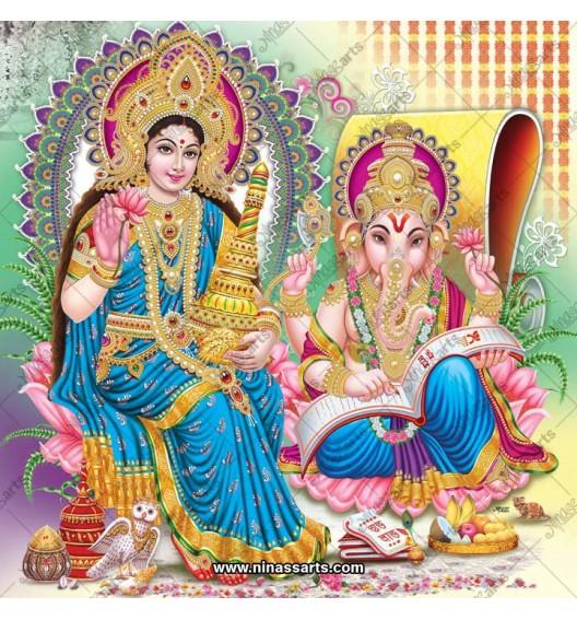 3065 Laxmi Ganesh Bengali