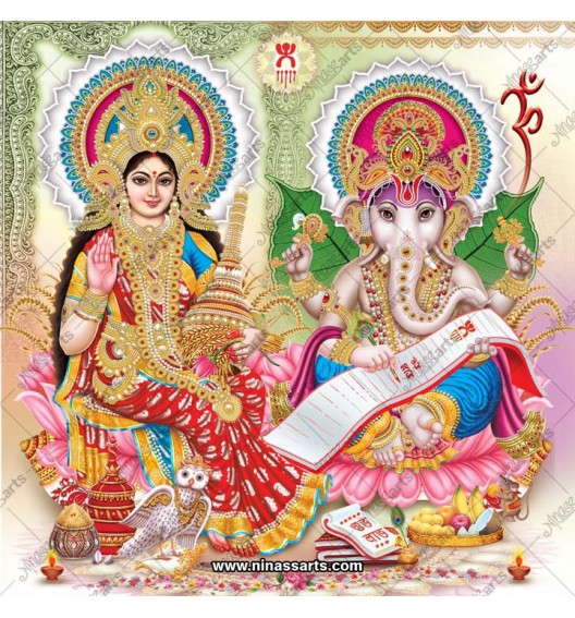 3066 Laxmi Ganesh Bengali
