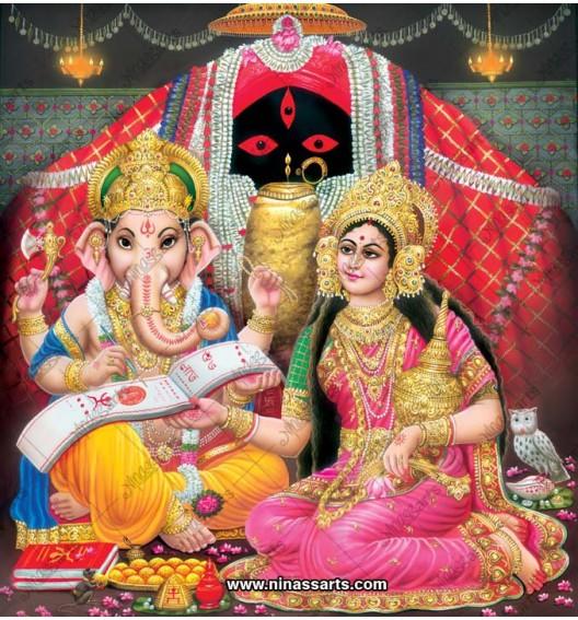 3067 Laxmi Ganesh Bengali