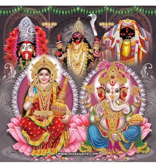 3068 Laxmi Ganesh Bengali