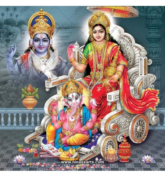 3070 Laxmi Ganesh Bengali