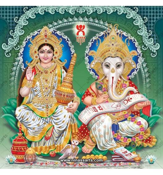 3071 Laxmi Ganesh Bengali