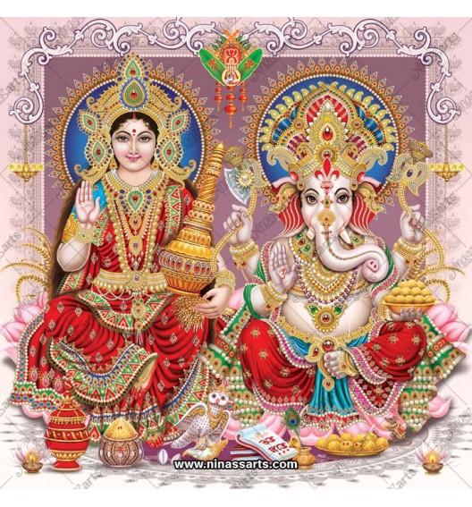 3073 Laxmi Ganesh Bengali