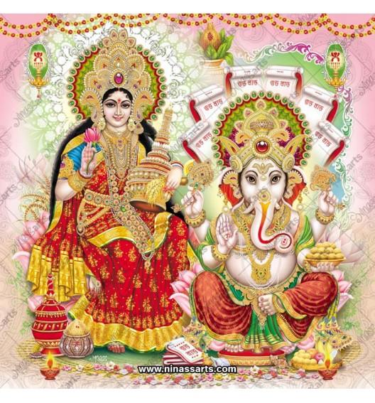 3074 Laxmi Ganesh Bengali