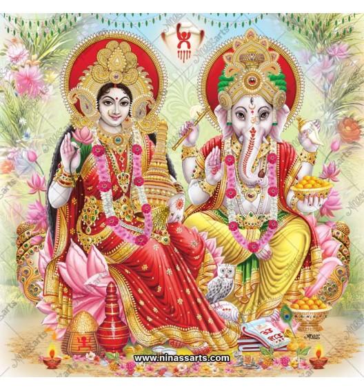 3075 Laxmi Ganesh Bengali