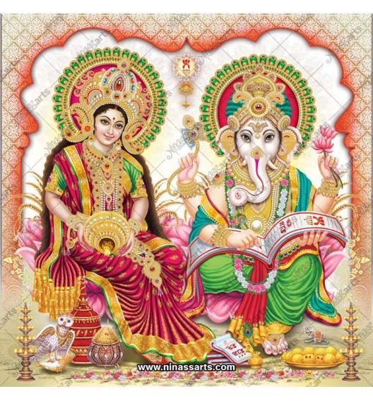 3077 Laxmi Ganesh Bengali