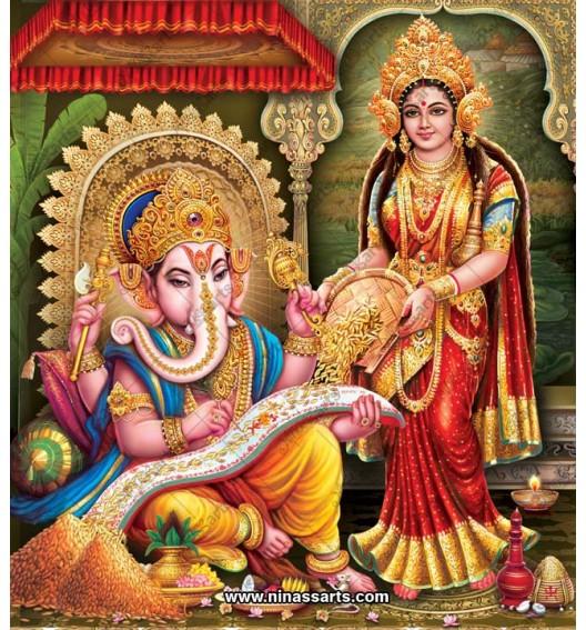 3081 Laxmi Ganesh Bengali