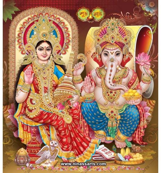 3082 Laxmi Ganesh Bengali
