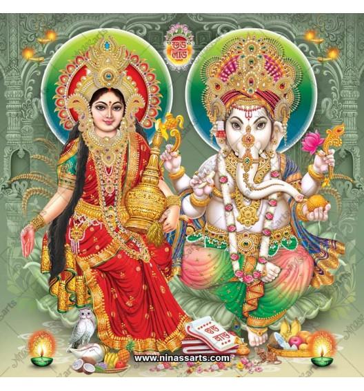3083 Laxmi Ganesh Bengali