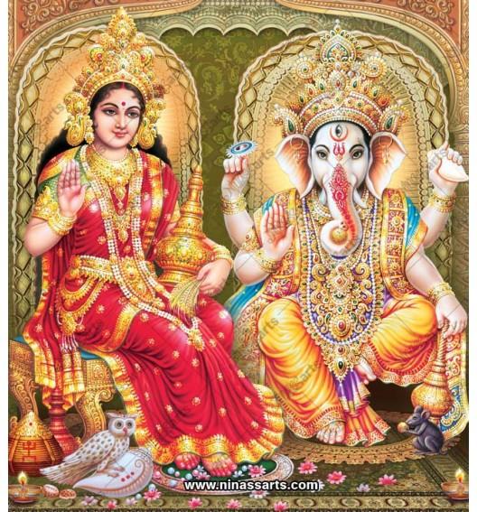 3085 Laxmi Ganesh Bengali