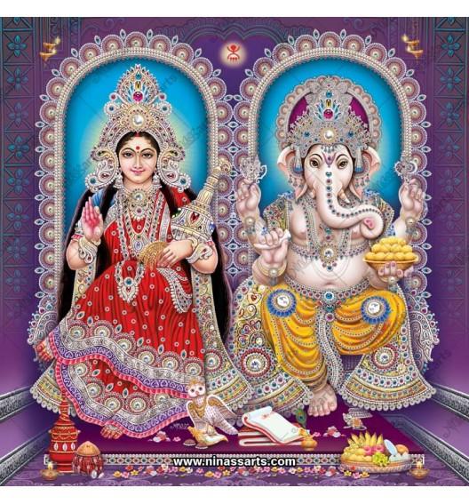 3089 Laxmi Ganesh Bengali
