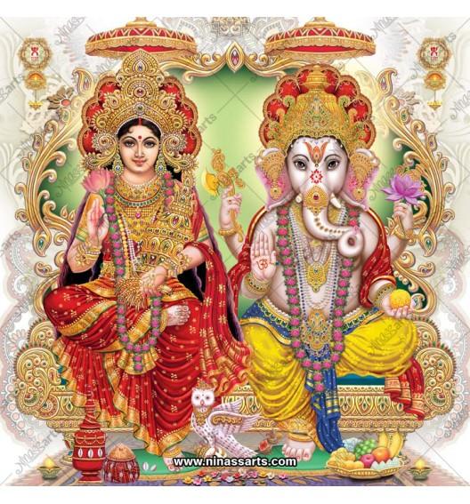 3090 Laxmi Ganesh Bengali