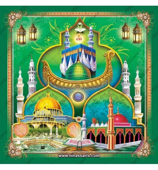 45070 Islamic/Muslim