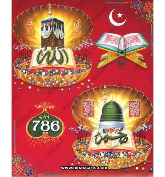 45089 Islamic/Muslim