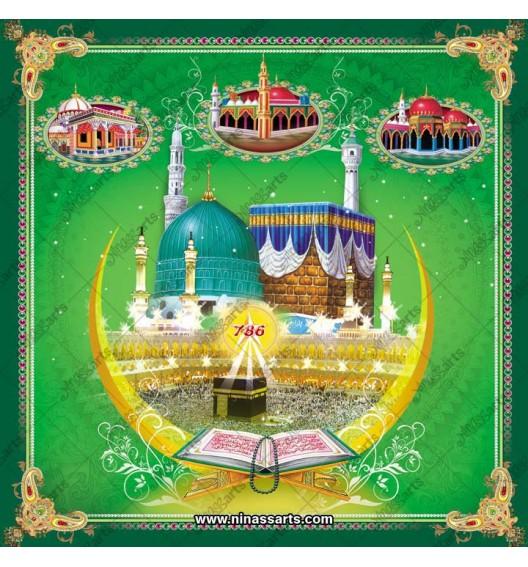 45091 Islamic/Muslim