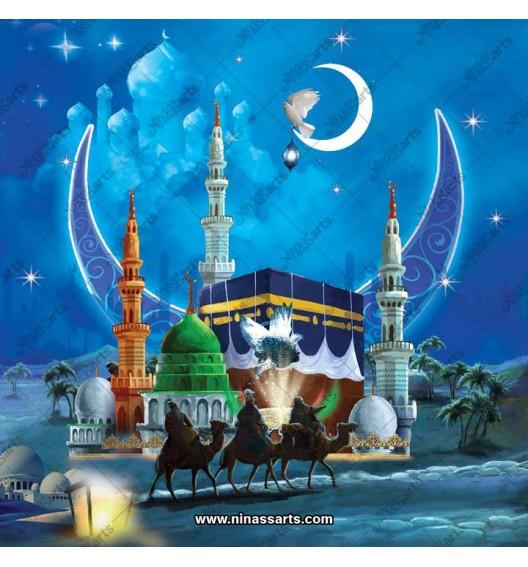 45095 Islamic/Muslim