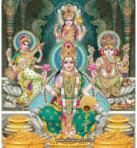 16004 Diwali Puja