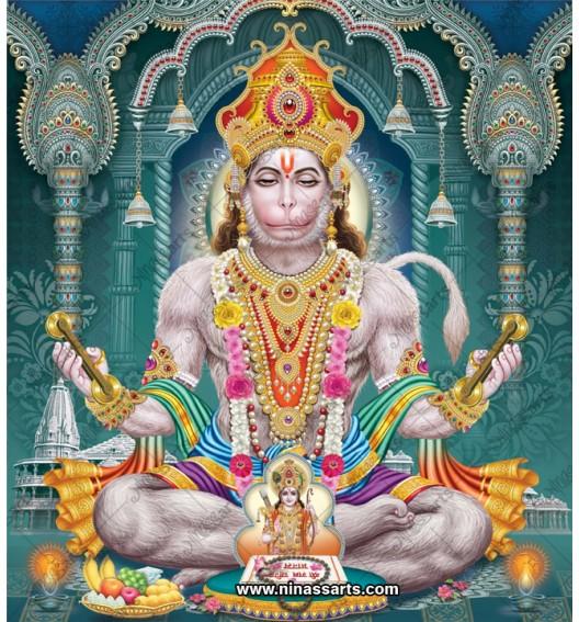 9001 Hanuman