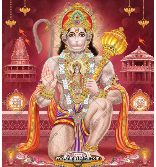 9005 Hanuman