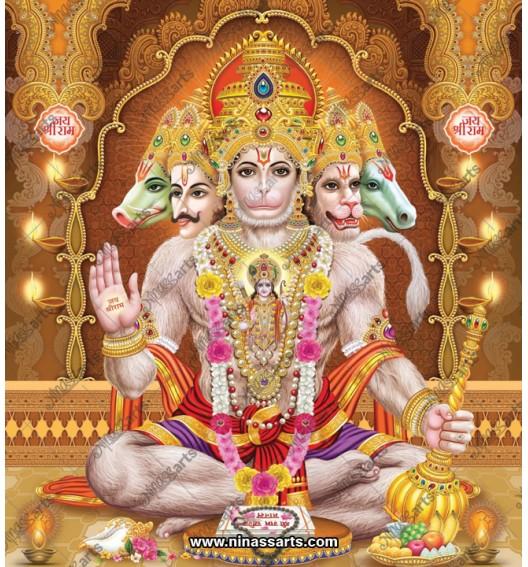 9007 Hanuman