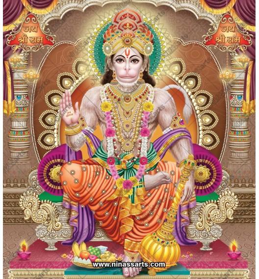 9009 Hanuman