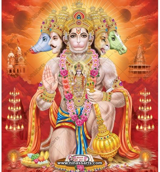 9010 Hanuman