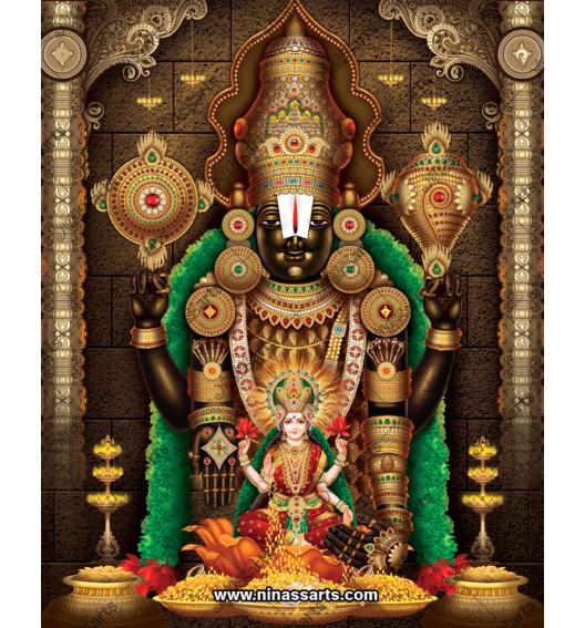 10002 Tirupati Balaji