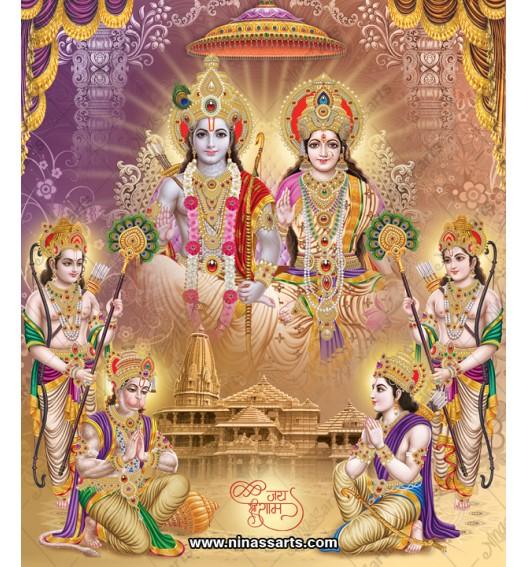 17001 Ram Darbar