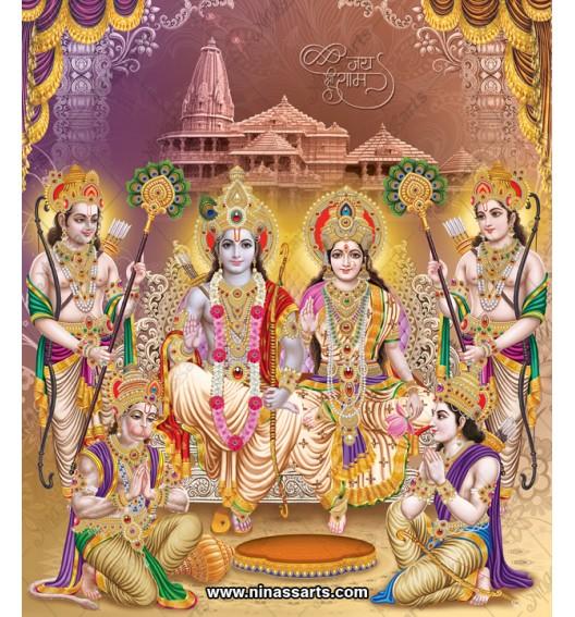 17003 Ram Darbar