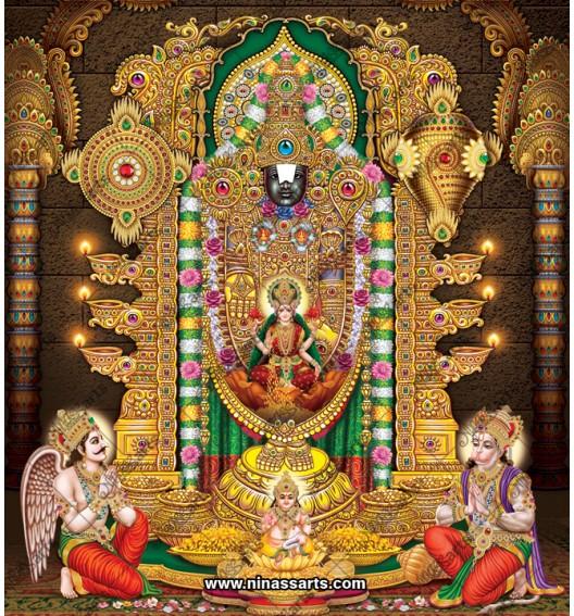10005 Tirupati Balaji