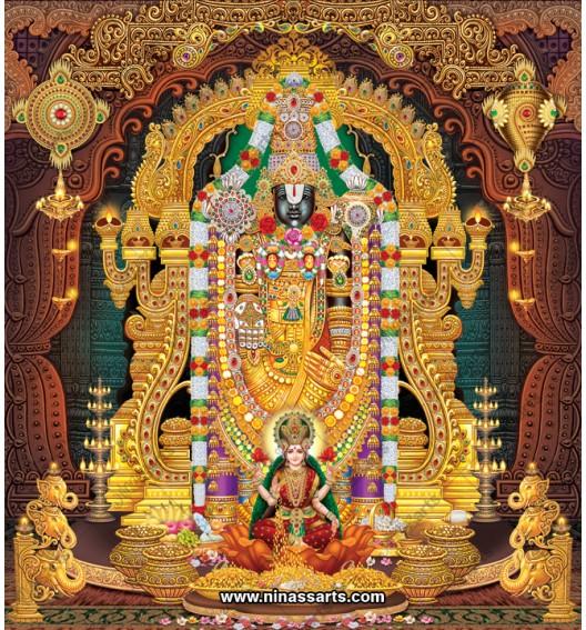 10006 Tirupati Balaji