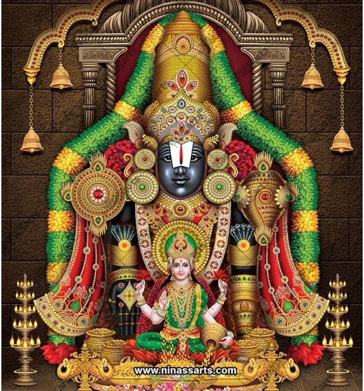 10008 Tirupati Balaji