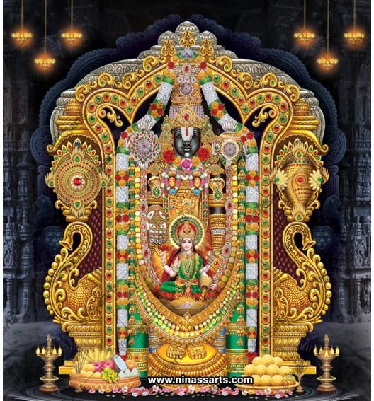 10007 Tirupati Balaji