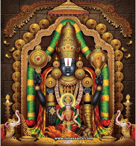 10009 Tirupati Balaji