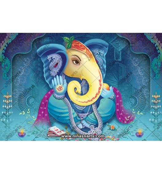 71005 Ganesh Poster